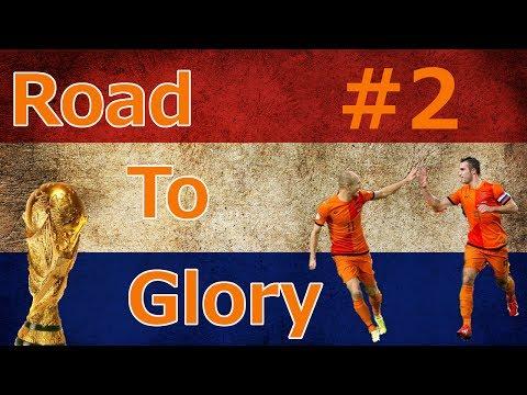 FIFA 14 UT | Road to Glory #EP2 | WK 2014 (NL)