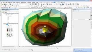 كيفية إنشاء كفاف من النقطة شكل ملف