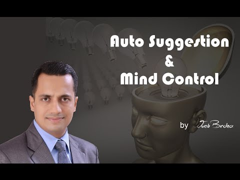 Auto Suggestion & Mind Control Motivational Speaker Vivek Bindra Delhi Gurgaon