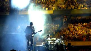 U2- Space Oddity (Intro), Even Better Than The Real Thing - LIVE 360° Tour Chicago July 5, 2011