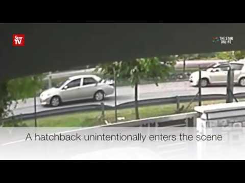 CCTV footage captures pastor Raymond Koh's abduction