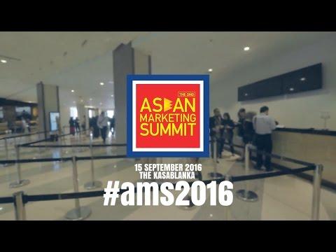 Asean Marketing Summit 2016 - Kota Casablanca Jakarta