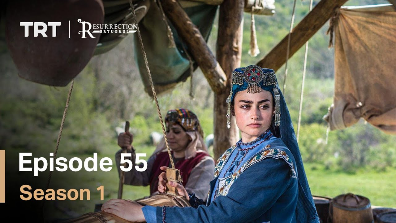 Resurrection Ertugrul Season 1 Episode 55 (English Subtitles)