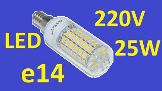 Светодиодные лампы e14 из Китая(, 2016-02-06T20:10:04.000Z)