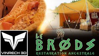 Le BRØDS Restauration Ancestrale - VINRECH PRODUCTION