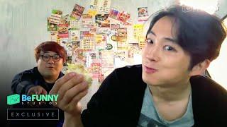 [Trailer] What's Eating Steven Yeun? (스티븐연, 대체 뭘 먹는거야?)