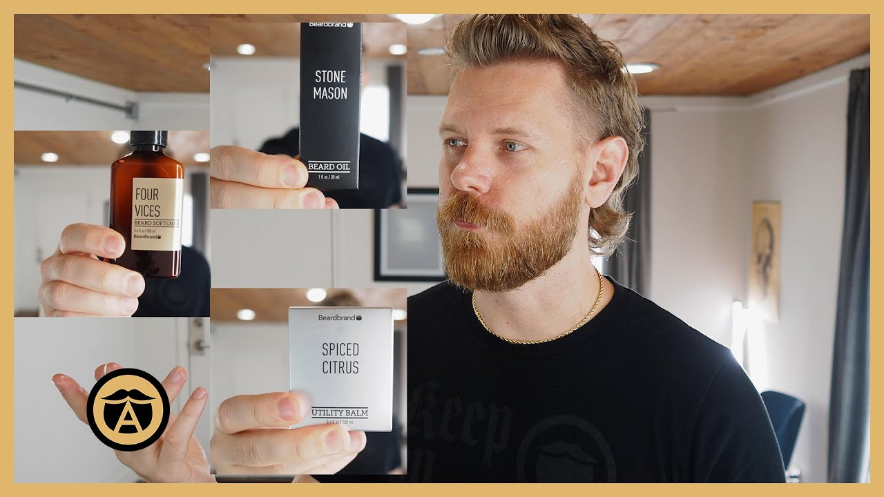 Beard Oil vs. Balm vs. Softener: Which is Right for You? | Eric Bandholz