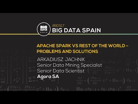 Apache Spark vs rest of the world - Problems and Solutions