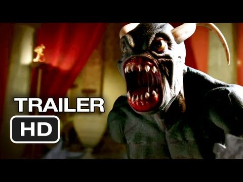 Sinbad The Fifth Voyage Official Trailer #1 (2012) - Patrick Stewart Movie HD