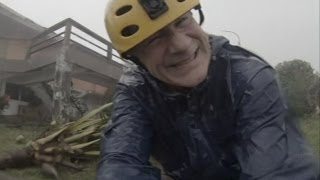 AMAZING AMATEUR FOOTAGE OF TYPHOON HAIYAN - BBC NEWS