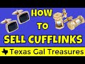 How to Sell Cufflinks - What to Look for in Cufflinks - Men's Accessories