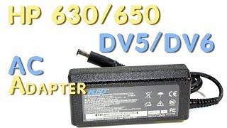 Блок питания для HP 630, 650, DV5,DV6, Envy M6 (18.5V 3.5A) - Обзор