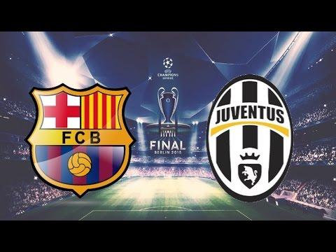 UEFA Champions League Final 2015: FC Barcelona vs. Juventus Turin (Hair vs. Hair Match)