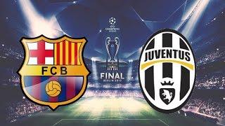 uefa champions league final 2015 fc barcelona vs juventus turin hair vs hair match