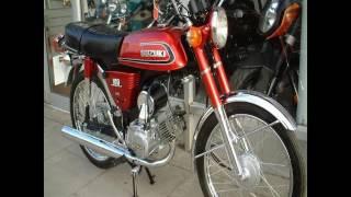 Seri Motor Klasik di Indonesia : Suzuki A100 Two Stroke The History Part1 - Stafaband