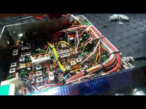 Restauração 148 gtl Taiwan a mais de 10 anos guardado radio zerado  ficou impecável
