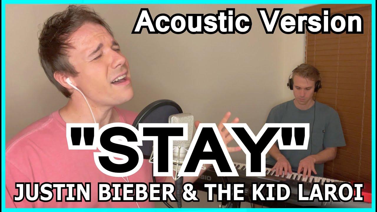 STAY - The Kid LAROI, Justin Bieber (Acoustic Version) - Black Gryph0n & Baasik
