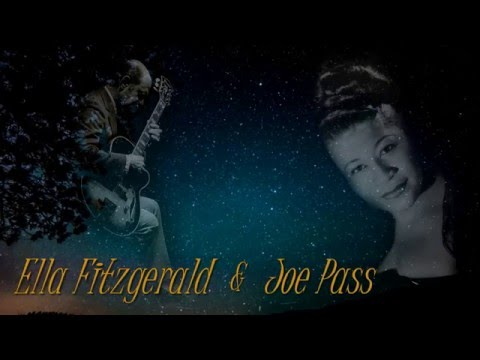 Ella Fitzgerald & Joe Pass - Nature boy (with lyrics)