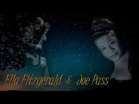 Ella Fitzgerald & Joe Pass - Nature Boy (with Lyrics)