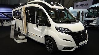 2017 Niesmann & Bischoff Smove Fiat Ducato - Exterior And Interior - Caravan Show CMT Stuttgart 2017