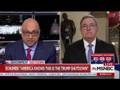 Dr. Burgess Joins Ali Velshi on MSNBC