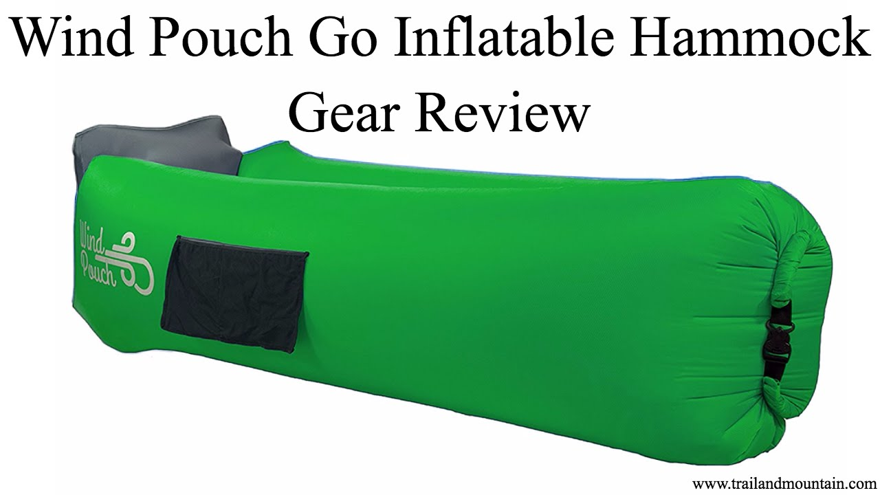 Wind Pouch Go Inflatable Hammock Review