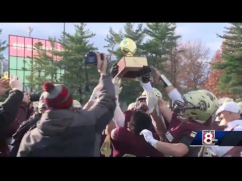 Thornton Academy wins Class A title