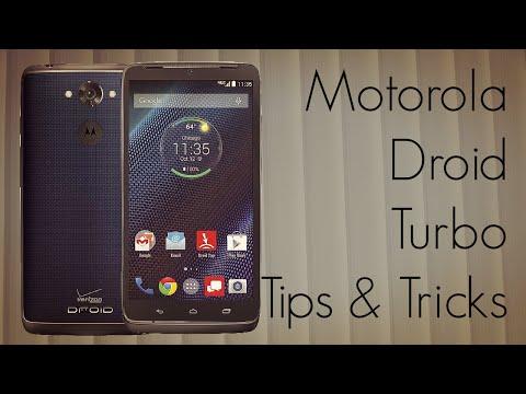 Motorola Droid Turbo Tips & Tricks - Moto Maxx Features