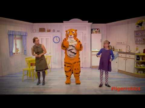 The Tiger Who Came To Tea Live On Stage: Tiger-robics!
