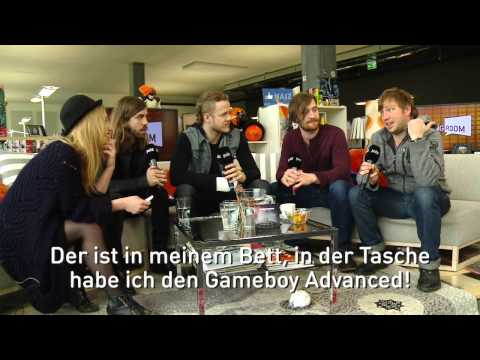 Imagine Dragons im Interview