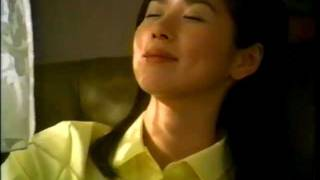 SANGETSU Commercial 1999 Hiromi Kuroki サンゲツ ソレイユ CM 黒木瞳 ...