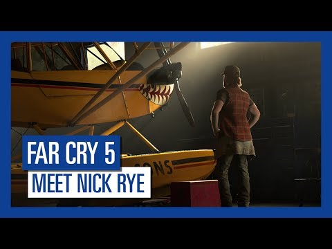 Far Cry 5 - Meet Nick Rye