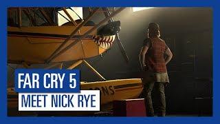 Far Cry 5 - Meet Nick Rye thumbnail