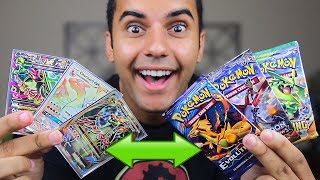 I FOUND A WAY TO GET EX / FULL ART POKEMON CARDS EVERY TIME!!! (HACKS 100% WIN EVERY TIME)