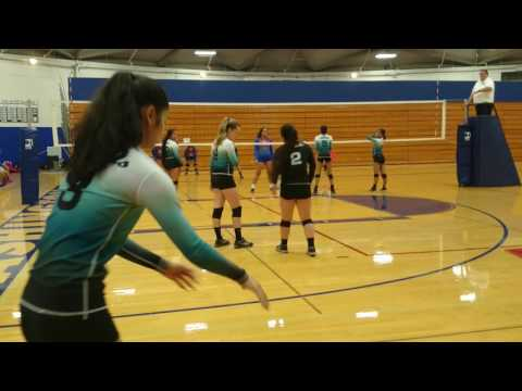 Spanaway lake high school Volleyball 2016 Christine Taisacan