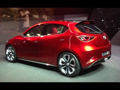 2016 mazda 2 hatchback youtube. Black Bedroom Furniture Sets. Home Design Ideas