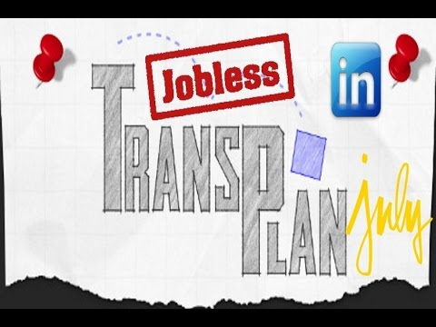 Jobless in July | Transplan | Episode 1