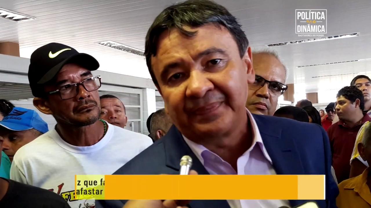 RESPONSÁVEIS SERÃO AFASTADOS Marcos Melo Política Dinâmica