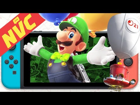 Mario Odyssey Balloon World, Payday 2, Zelda Sales, & Sonic Movie News  Nintendo Voice Chat Ep 396