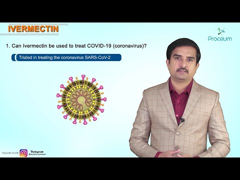 FDA-approved drug Ivermectin inhibits replication of SARS-CoV-2 (Covid19 Treatment ): Must watch