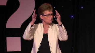 Dare to Disrupt | Saskia Van Uffelen | TEDxUHasselt
