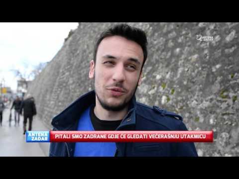 Pitali smo Zadrane gdje će večeras gledati utakmicu KK Zadar - KK Cibona