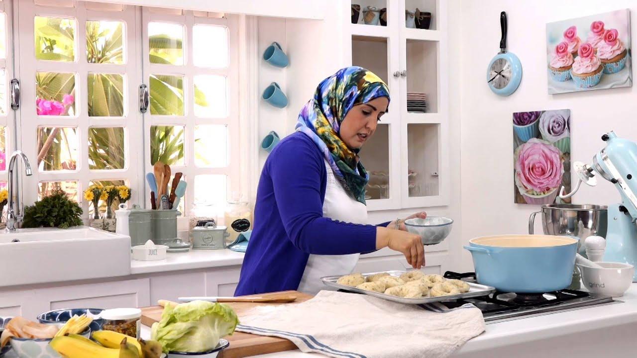 بيجلز حادق وحلو  - برنامج مطبخ أسيا - أسيا عثمان - الحلقه الثالثه والعشرون - الجزء الثانى