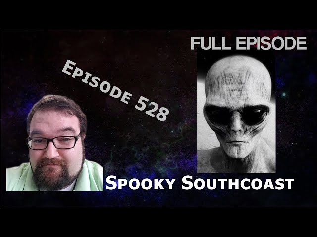Ep528: UFOS and MUFON w/ Chris Cogswell (FULL EPISODE)
