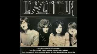 Led Zeppelin - Tribute to Bert Herns (Baby Come On Home, take 3)