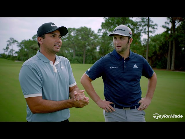 Jason Day and Jon Rahm on TwistFace in M5 & M6 Fairways | TaylorMade Golf