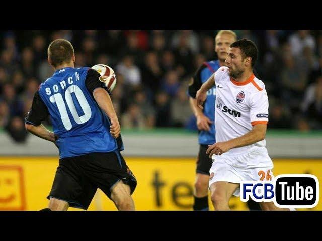 2009-2010 - Europa League - 05. Groep J Match 1 - Club Brugge - Shakhtar Donetsk 1-4