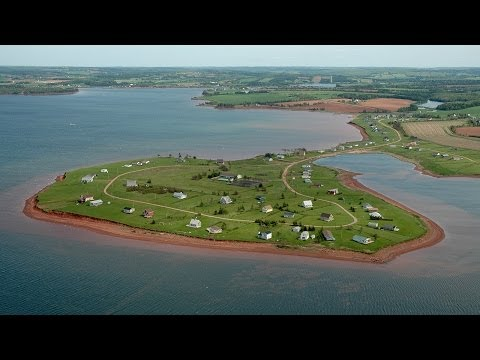 Prince Edward Island Real Estate Canada Hebrides New London Waterfront Cottage Overview PEI CREA