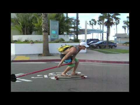 SKATE PADDLE SPORTS - Imperial Beach Cruising/land paddle