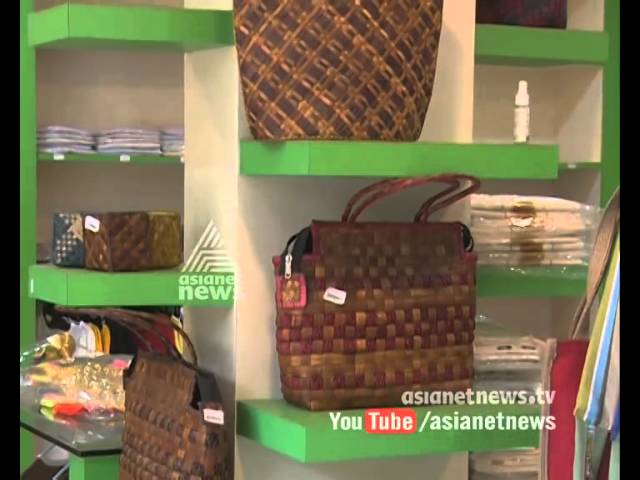 "Mall of natural and organic products ""Nisarga "" in Thrissur"